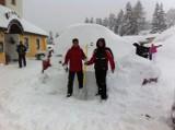 Południowy Tyrol zasypany. Uwięzieni mieszkańcy Śląska