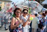 Seniorzy z całej Polski zjechali do Krakowa na Senioralia
