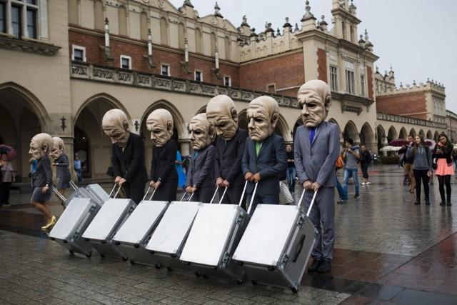 W sobotę Kraków zamieni się w wielką scenę teatralną