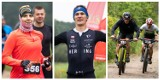 Cross Duathlon Gdańsk 2021. Mateusz Hering i Justyna Nowodworska pierwsi przecinali linię mety zawodów biegowo-rowerowych ZDJĘCIA