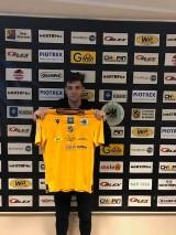 Nowy piłkarz Gryfa Wejherowo. Mateusz Duchowski wzmocnił żółto-czarnych