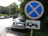 Giełda w Pruszczu Gdańskim. Policjanci skontrolowali kierowców. Były mandaty