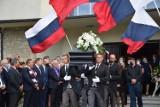 Pogrzeb Jerzego Szczakiela. Tłumy żegnały na cmentarzu w Opolu-Grudzicach naszego mistrza świata na żużlu