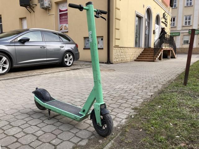 Pierwsze hulajnogi firmy Bolt dotarły do Rzeszowa. Będzie walka o klienta z miejską wypożyczalnią?