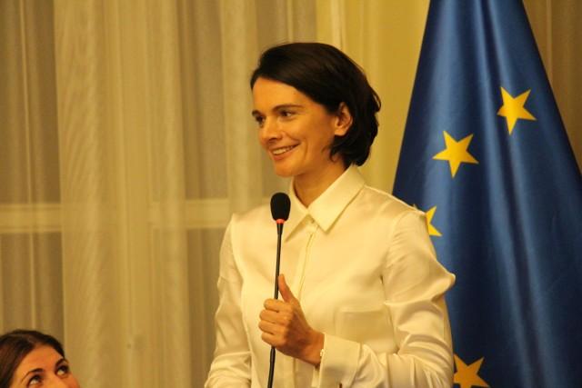 W Mikołowie zaprzysiężono już nową radę miejską oraz burmistrza. Po raz pierwszy na czele rady stanęła kobieta - Katarzyna Syryjczyk-Słomska, która w radzie jest już przeszło 16 lat.