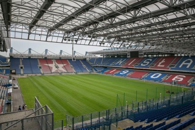 W 2020 r. funkcjonowanie stadionu Wisły w Krakowie przyniosło ponad 1,2 mln zł straty.