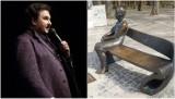Co internauci sądzą o ławeczce Krzysztofa Krawczyka w Ustce? Są słowa krytyki