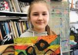 Sukcesy plastyczne wychowanek Modnej Sztuki chełmskiego MDK w ogólnopolskim konkursie plastycznym. Zobacz zdjęcia