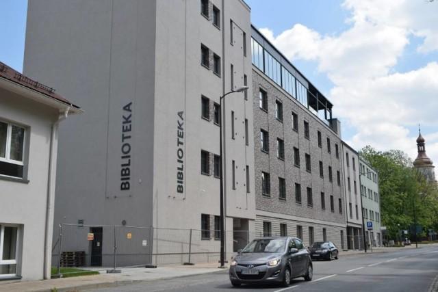 Siedziba żorskiej biblioteki nominowana w wojewódzkim konkursie na najlepszą przestrzeń.