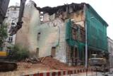 Minister interweniuje w sprawie kamienicy przy ul. Kilińskiego 49, gdzie doszło do katastrofy budowlanej ZDJĘCIA