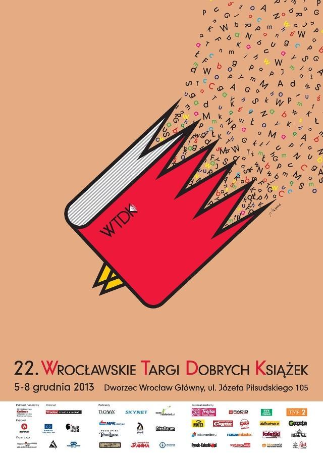 Wrocławskie Promocje Dobrych Książek zmnieniają się w tym roku na Wrocławskie Targi Dobrych Książek