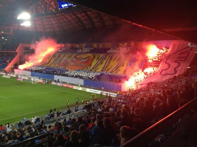 Mecz Lech Poznań - Śląsk Wrocław będzie miał wyjątkową oprawę
