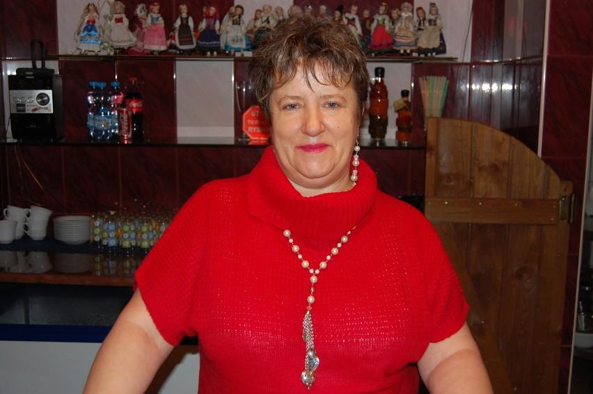 Barbara Lewandowska - kucharz w Pierogarni w Bytowie