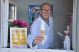 Tadeusz Mendelski już od 34 lat kręci w Zaniemyślu najlepsze lody