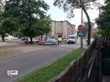 Kolizja na skrzyżowaniu ulic Żwirki i Wigury oraz Sobieskiego w Lublińcu. To tu zmieniono organizację ruchu