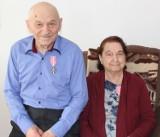 Gmina Wągrowiec. 60-lecie małżeństwa Ireny i Bogdana Gapińskich z Rudnicza