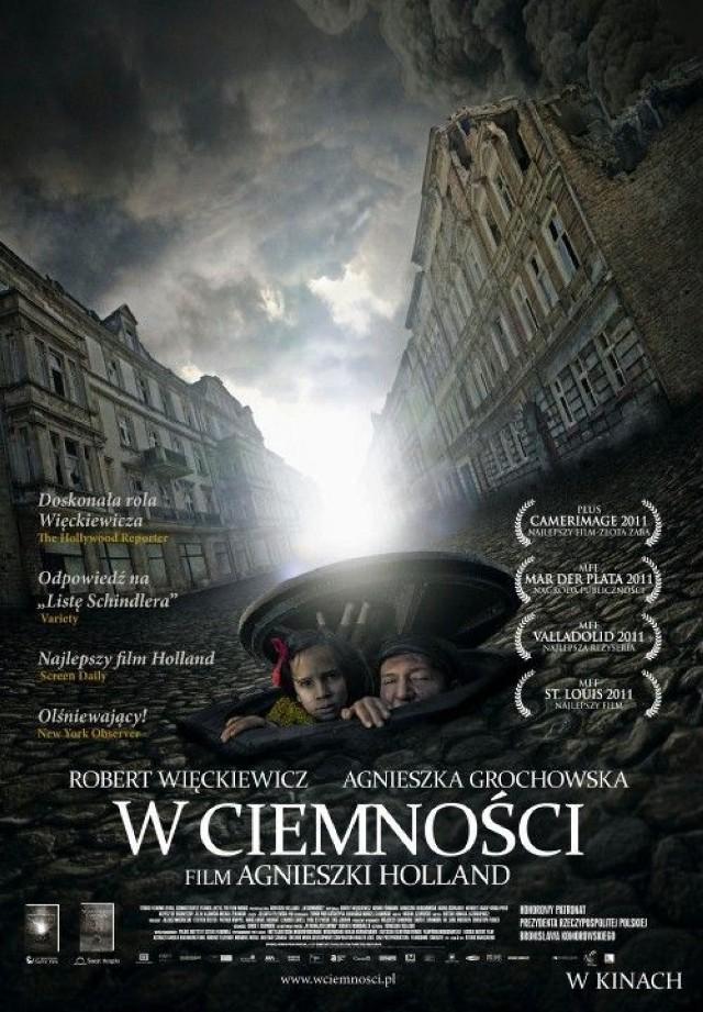 """""""W ciemności"""" Agnieszki Holland jest polskim kandydatem do Oscara 2012. W kinach od 5 stycznia"""