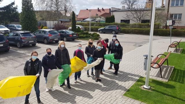 Gmina Książ Wielkopolski: eko akcja nabiera tempa! Nie tylko Zakrzewice, nie tylko Jarosławki, sprząta się cała gmina