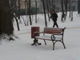 Zima Żory: Zdjęcia Parku Staromiejskiego FOTO