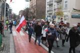 Święto Niepodległości 2017 w Katowicach. Obchody 11 listopada [ZDJĘCIA]