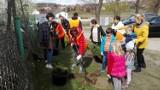 Wielkie sprzątanie Południa. Uczniowie ze SP nr 84 porządkowali teren w Kokoszkach [ZDJĘCIA]