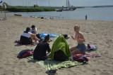 """Plaża w Lubczynie """"spełnia wymagania higieniczne, estetyczne i bezpieczeństwa"""""""