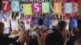 Wielka Orkiestra Świątecznej Pomocy zebrała 20 milionów więcej niż rok temu (wideo)