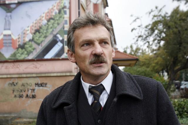 Marek Bubnowski, przewodniczący Rady Miejskiej, ubiegłej kadencji