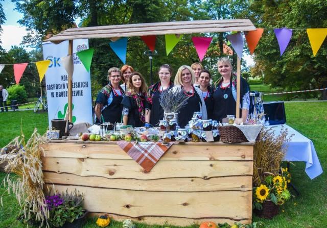 Popisowy rumpuć po wielkopolsku w wykonaniu pań z Koła Gospodyń Wiejskich w Brodziszewie otrzymał wyróżnienie w konkursie kulinarnym Bitwa Regionów