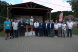 W Krępie Kaszubskiej odbył się I Pomorski Bieg Walki o Pamięć - Stutthof Marsz Śmierci