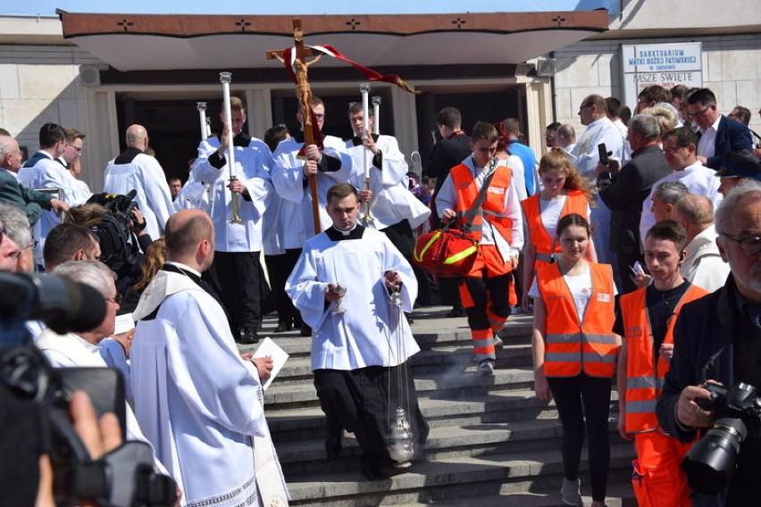 Tarnów. Jaka frekwencja w kościołach najbardziej pobożnej diecezji w Polsce?
