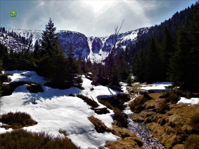 Na szlakach nadal panują zimowe warunki