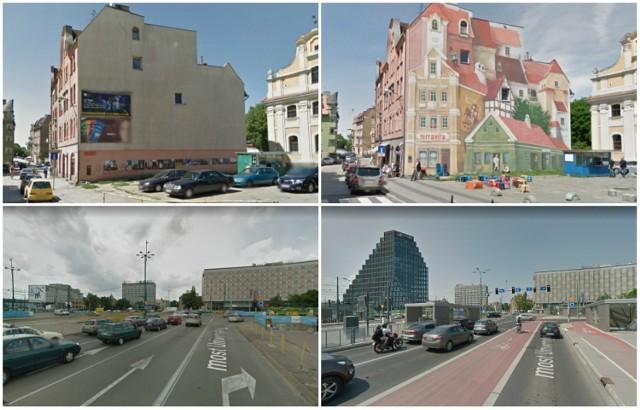 """Oglądając niektóre zdjęcia Poznania, można odnieść wrażenie, że zrobiono je bardzo dawno temu, chociaż od ich wykonania minęło zaledwie kilka lat. W końcu """"chlebak"""" czy Posnania to stosunkowo niedawne inwestycje, ale trudno przypomnieć sobie, jak wyglądało miasto bez nich. Przekonacie się o tym w naszej galerii.  Zobacz kolejne zdjęcie ---->"""