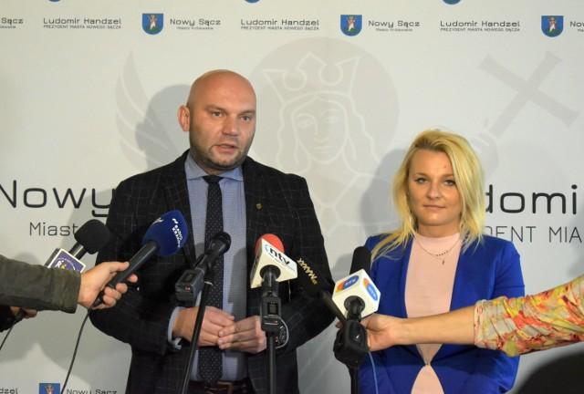 Artur Bochenek, wiceprezydent Nowego Sącza, zapewnia, że budowa stadionu ruszy jeszcze przed zakończeniem 2020 r.