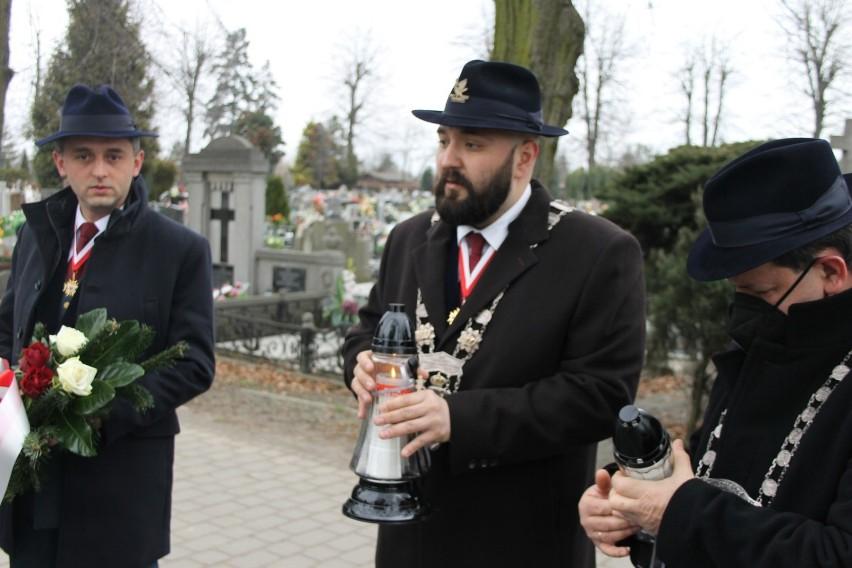 Członkowie Kurkowego Bractwa Strzeleckiego uczcili pamięć Żołnierzy Wyklętych [ZDJĘCIA]