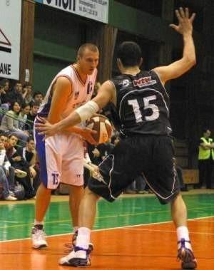 Tomasz Milewski grał wcześniej m.in. w Tytanie Częstochowa.