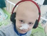 Operacja Pana Torpedy! 6-letni Natan Gajk z Sosnowca walczy z rakiem