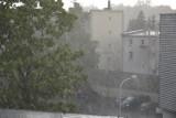 Pogoda w Żarach i Żaganiu! Będzie wiało i lało! Synoptycy ostrzegają też przed gęstymi mgłami! 1 stopień zagrożenia meteorologicznego!