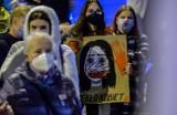 Manifestacje w Trójmieście, 25.10.2020 r. W Gdańsku protestujący połączyli siły. Pojazdy zablokowały główne ulice. Koniec protestu w Oliwie