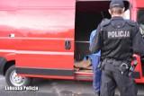 Policjanci z Gubina odzyskali ponad tonę nielegalnego tytoniu