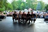 Zespół Coria dał czadu na scenie. Mieszkańcy bawili się świetnie [ZDJĘCIA]