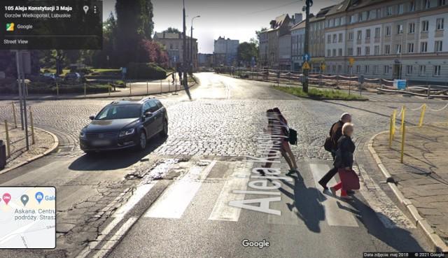 Aż trudno uwierzyć, że tak wyglądały najważniejsze ulice w Gorzowie jeszcze kilka lat temu.