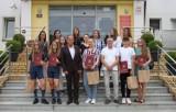 W Książu Wielkopolskim wręczono Stypendia Burmistrza. Osiągnięcia młodych mieszkańców Książa Wielkopolskiego docenione