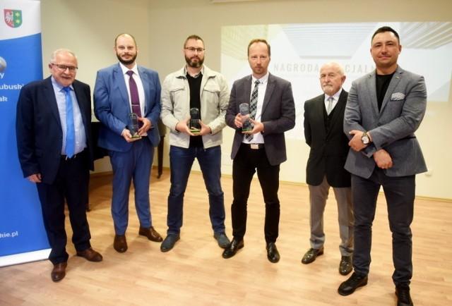 Uroczystość wręczenia Lubuskich Misterów Budowy - Zielonogórska Palmiarnia - 21 września 2021