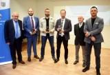Oto laureaci konkursu Lubuski Mister Budowy nagrodzeni w Zielonogórskiej Palmiarni