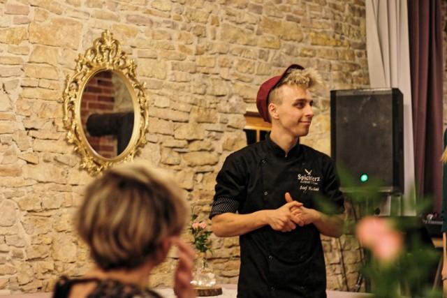 Mateusz Güncel, finalista 6. edycji MasterCheffa otwiera restaurację Spichlerz w Miasteczku Śląskim