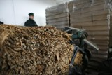 Funkcjonariusze CBŚ rozbroili szajkę tytoniową pod Polkowicami