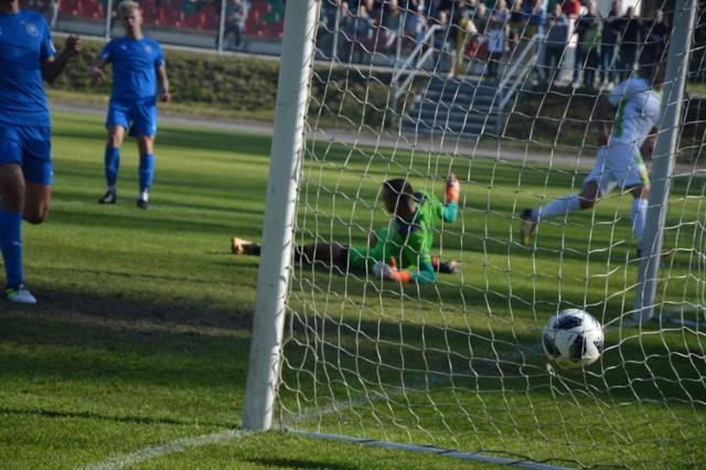 Efektowna victoria Lechii nad Victorią. 6 goli w siatce Sulejówka