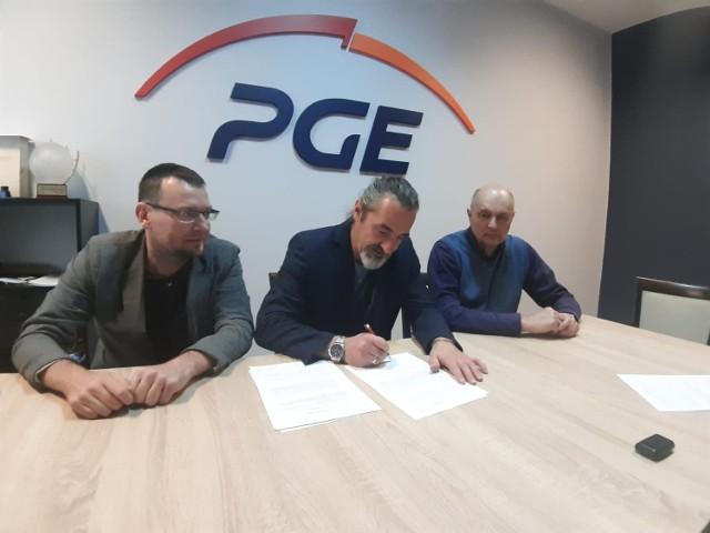 Jacek Winnicki podpisał umowę ze stargardzką Spójnią