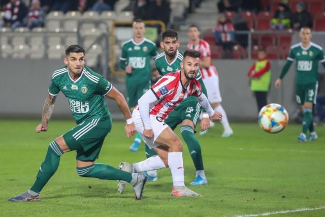 Cracovia pokonała Śląsk 2:0